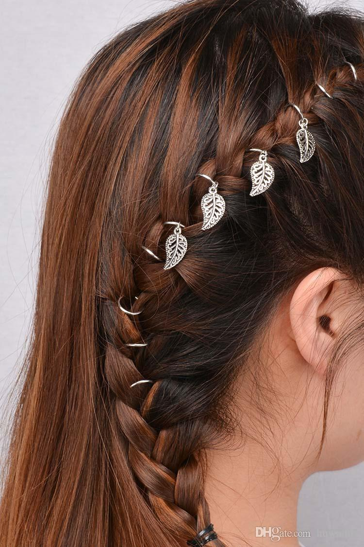 New Fashion Hair Accessories Women Plaits Hairpins Girl Braids Clips Pigtail Barrettes Hairpin Fashion Hair Jewelry Wholesale 0513WH