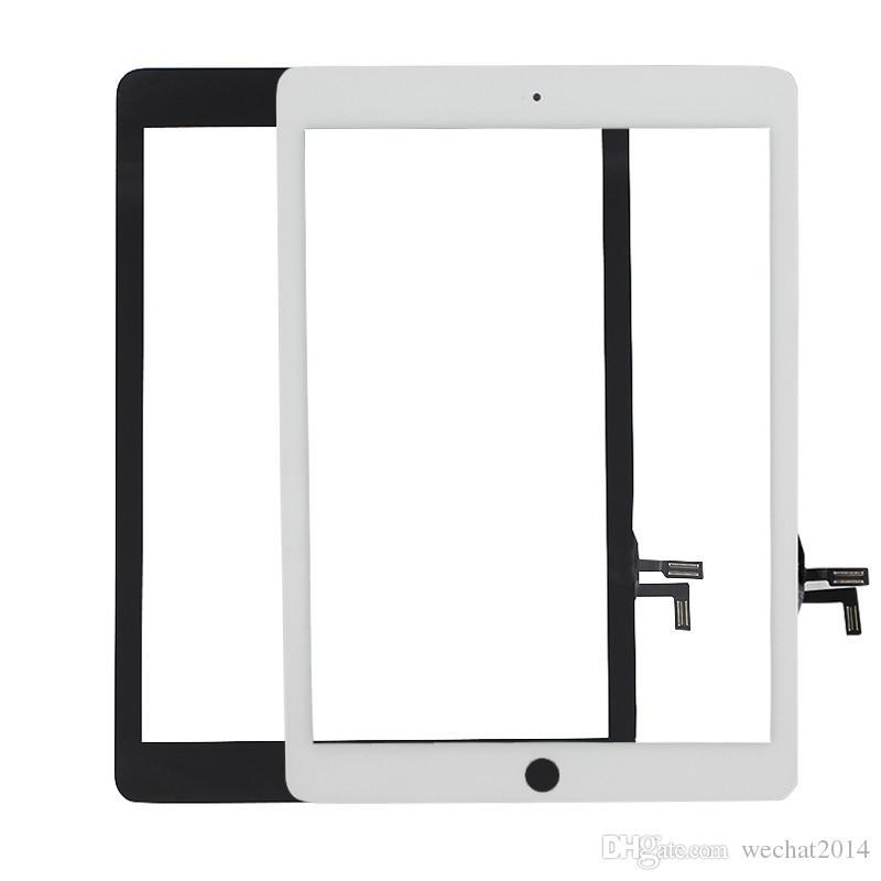 のタッチスクリーンのガラスパネルのデジタイザの交換黒と白の無料のDHL