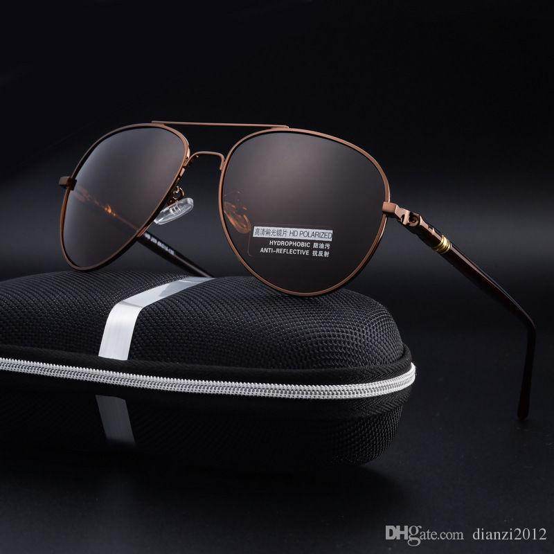2b9b272c9f1 Polarized Sunglasses Mens Outdoor Driving Glasses Unisex Brand Designer  Sports Sun Glasses Mens Fashion Eyewear UV400 Top Quality Goggles Cycling  Sunglasses ...