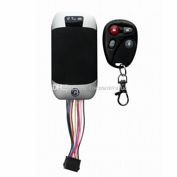 303G автомобиль GPS трекер 303F Quad Band Realtime GSM GPS GPRS Устройства отслеживания 303G Автомобильная Безопасность Охранная сигнализация Бесплатная веб-Блок