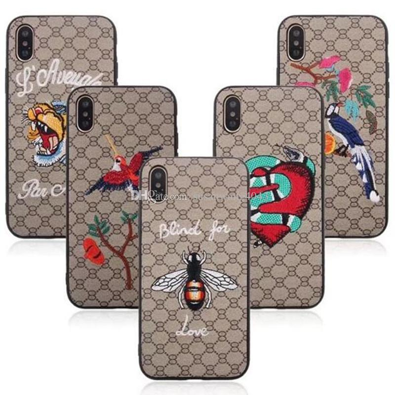 embroidered iphone 7 case