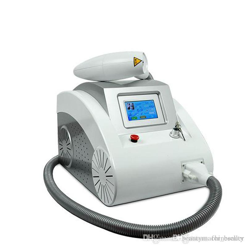 New Model Nd Yag Laser Tattoo Removal Machine Q Switched