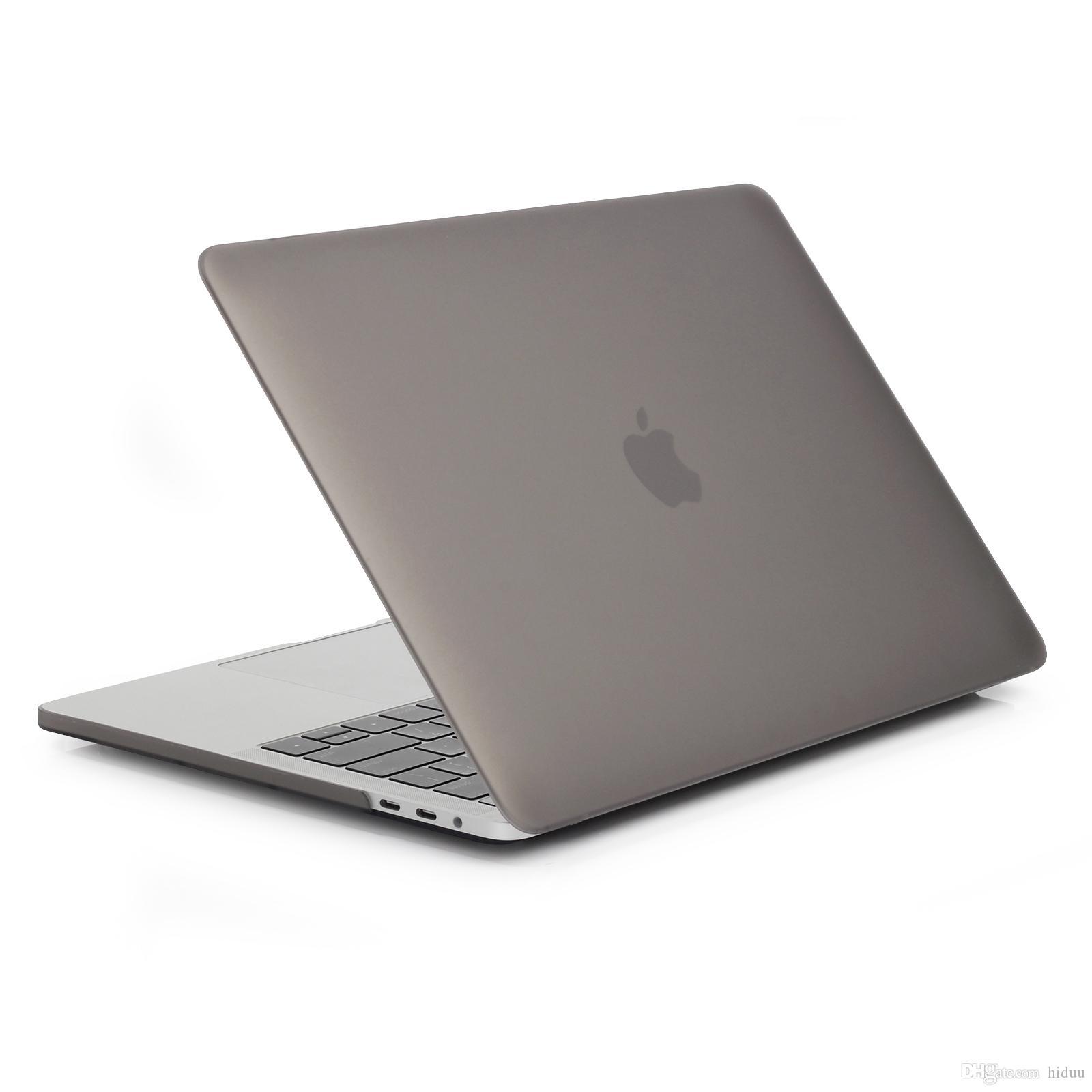 Custodia rigida gommata e copertura tastiera Macbook Pro 13 pollici NUOVA VERSIONE - Edizione ottobre 2016 con / senza Touch Bar Touch ID