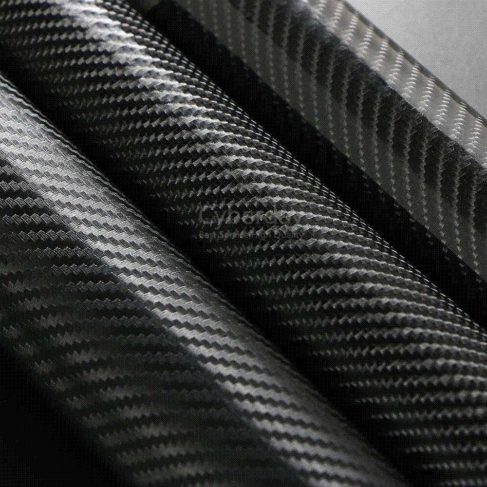Car-styling 30*152cm 3D 4D 5D Carbon Fiber Vinyl Film Wrap DIY Waterproof  Auto Motorcycle Car Stickers Decorative Accessories