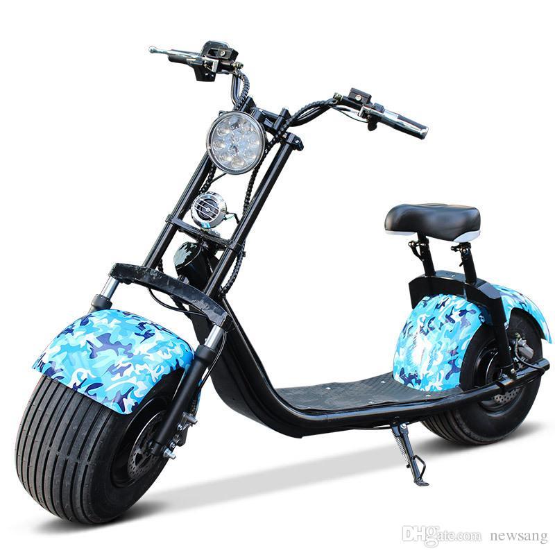 Harley Motorino Elettrico Da Bicicletta Al Litio Elettrico Da 1000w Che Smorza La Roadster