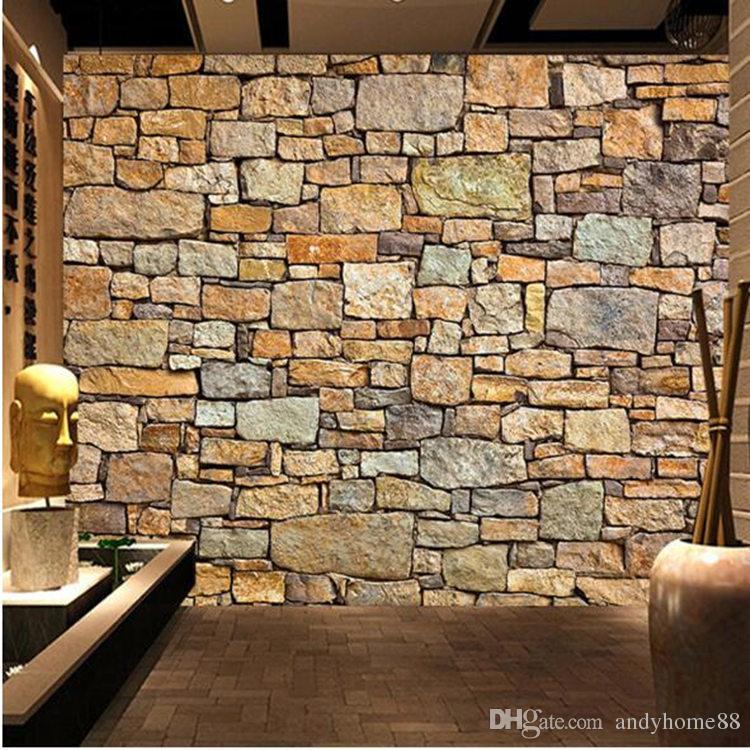 Grosshandel Murales De Pared 3d Naturaleza Tapete Mauer Fur