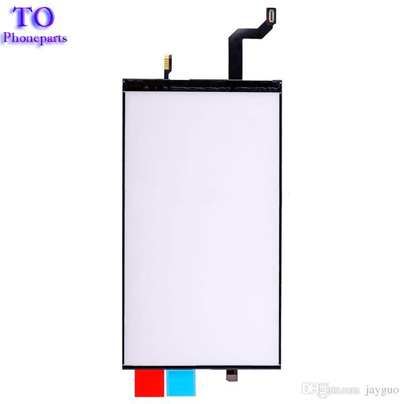 Reemplazo de luz de fondo para iPhone 6S Plus Pantalla LCD Retroiluminación Película Botón de inicio Extensión Flex