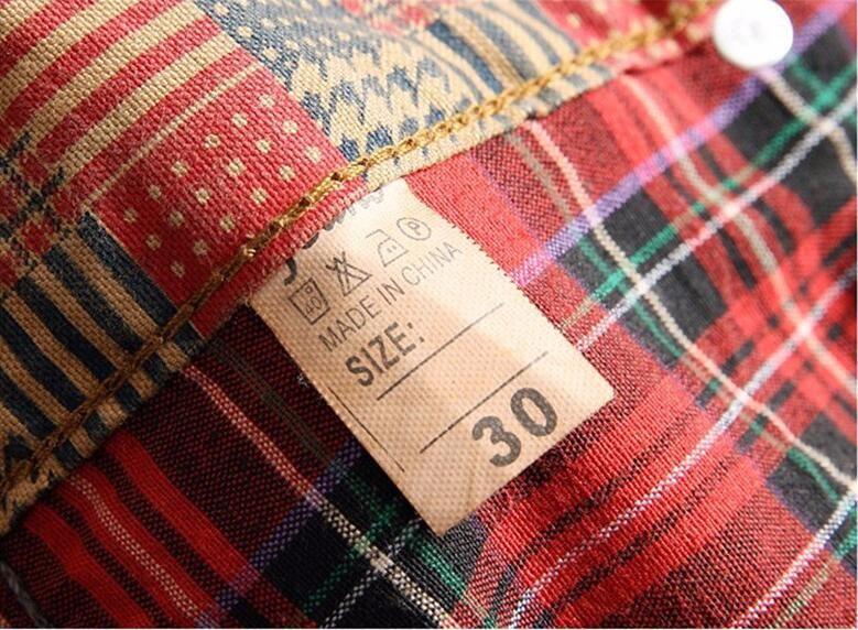 Großhandel-König Helle 2017 Frühling Herren Schlange Stickerei Denim Jeans Mode Kausalen Jeans Zerrissene Herren Plus Größe 29-38 Hosen Für 4 Saison
