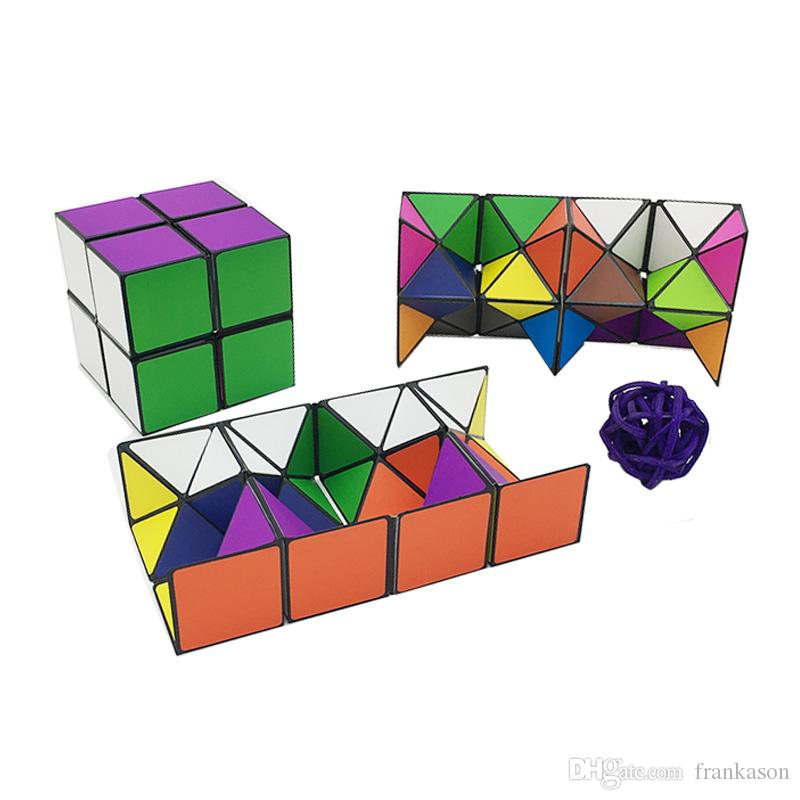 Detachable Infinity Cube 2 in 1