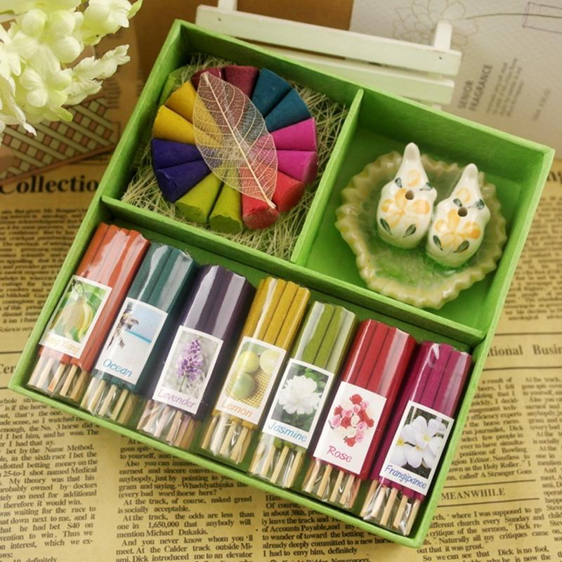 Wholesale Thailand Incense Thailand Gift Boxes Large Incense Cone