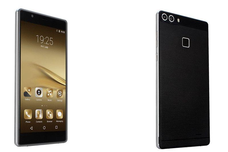 2017 ücretsiz kargo Huawei P9 artı Max Klon 64bit MTK 6592 octa çekirdek telefon 4g lte smartphone Android 5.0 3 gb ram 6.0 inç goophone