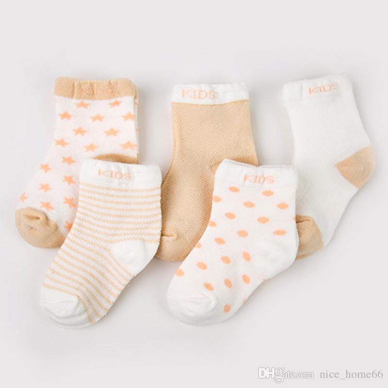 9890b44b4 Hot Sale Summer Kids Socks Cotton Soft Breathable Socks Baby Boys ...
