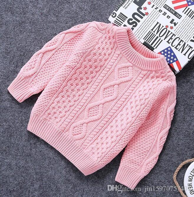 Compre \\ Mbbgjoy Suéteres De Punto Para Niños Suéter De Terciopelo ...