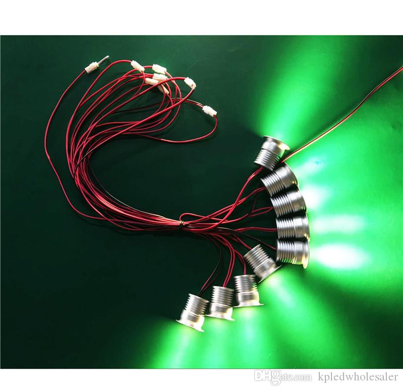 3W * CREE LED da incasso a soffitto Faretto 25 gradi Spot Light AC110V / 220 V ingresso Dimmerabile CE ROHS Driver Cucina Sotto Luce del Governo