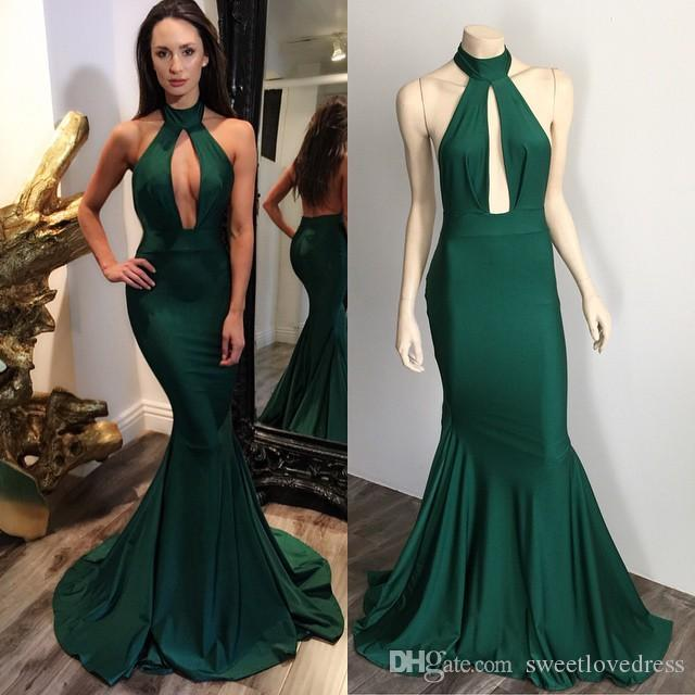 63e09e54cc70 2017 Spring Autumn Sexy Backless Evening Dresses Fishtail Style Jewel Neck  Sleeveless Prom Gowns Fast Made Spree Evening Dresses Strapless Evening  Dress ...