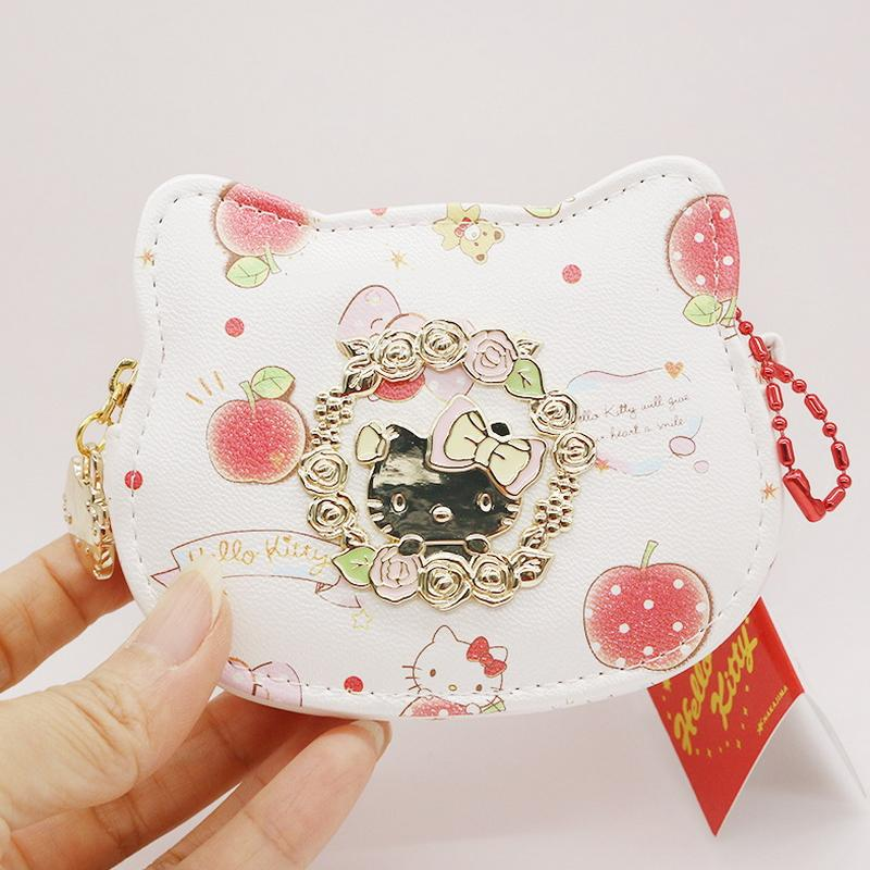 521a7ab8e6 Wholesale High Quality PU Coin Purses Holders Hello Kitty Children S Purses  Cartoon Women Change Purse Leather Handbags Hand Bags From Fairness01