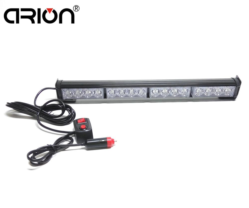 18 16 led emergency traffic hazard flash strobe light bar warning 18 16 led emergency traffic hazard flash strobe light bar warning amber yellow signal police flashing light bulb emergency lights for sale emergency lights aloadofball Choice Image