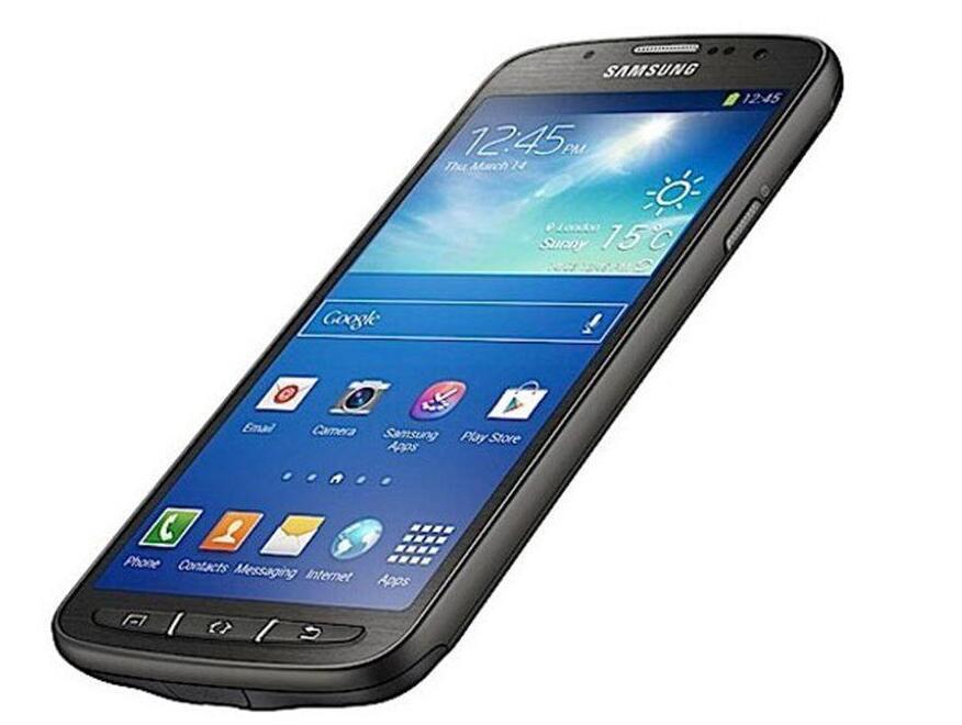 Remodelado Original Samsung Galaxy S4 Ativo I9295 Desbloqueado Celular Celular Quad Núcleo RAM 2GB ROM 16GB 5.0