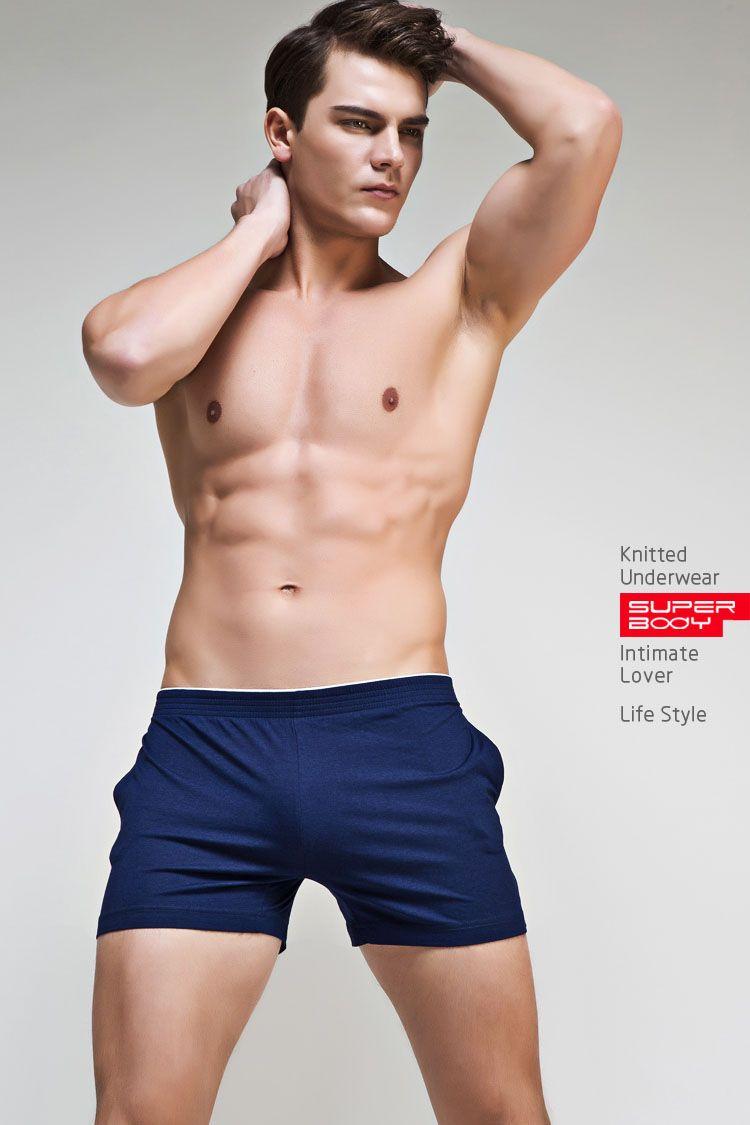 Online Cheap Superbody Mens Underwear Boxer Shorts Trunks ...