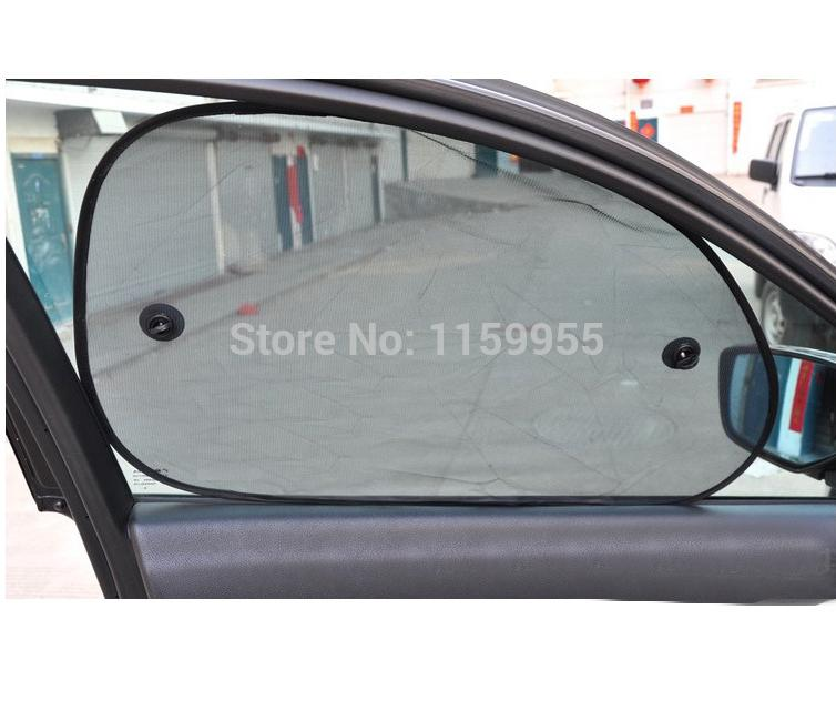 Wholesale 65 38 Black Side Car Sun Shade Rear Window Auto Glass Sunshade  Sunshade Cover Mesh Visor Shield Screen Solar Protection Rear Window  Sunshade Rear ... bf5918f676a