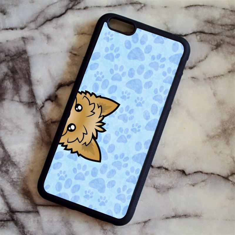dog print iphone 7 case