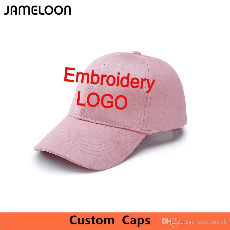 Zefit LOGO Custom Fashion Suede Caps Snap Back Caps Customized Own ... 37e19955d56c