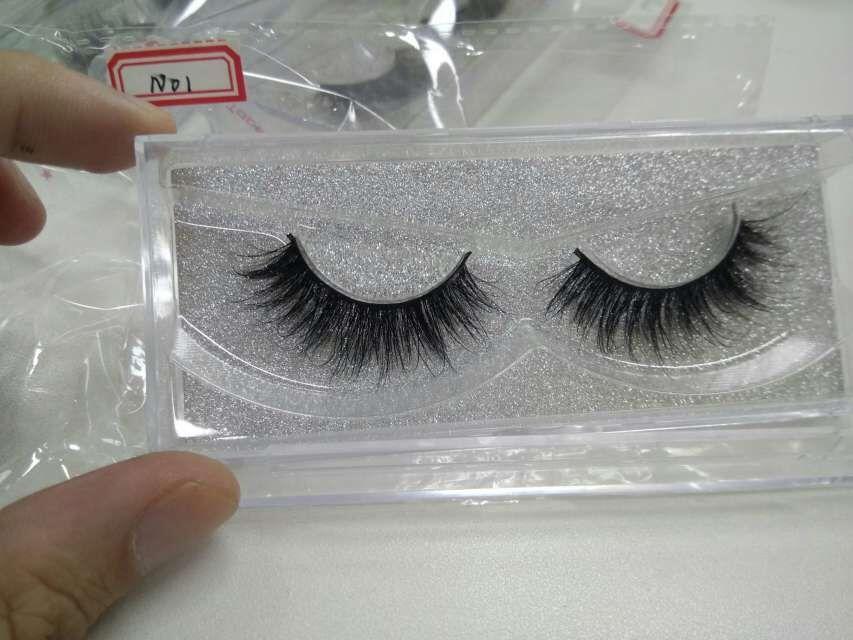 Mink Lashes 3D Lashes Long Lasting Natural Mink Eyelashes Luxury Hot Sale Eye Lashes for make up beauty