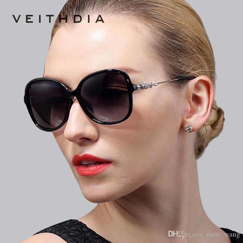 e99287882a Compre Lentes De Sol De Lujo Del Leopardo Retro TR90 Gafas De Sol  Polarizadas Del Diseñador De Las Señoras Gafas De Sol Accesorios Para  Mujeres De Las ...