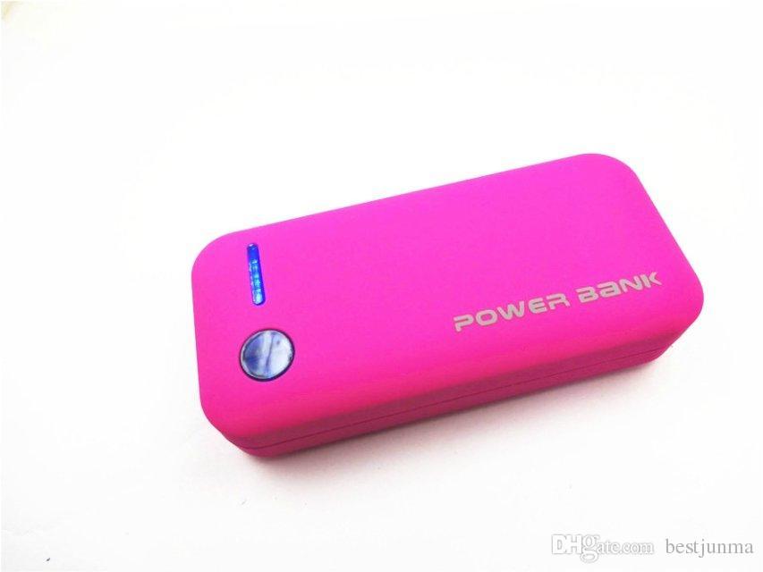 5600 mah jöle güç bankası USB Çıkışı Evrensel Pil Şarj ücretsiz kargo