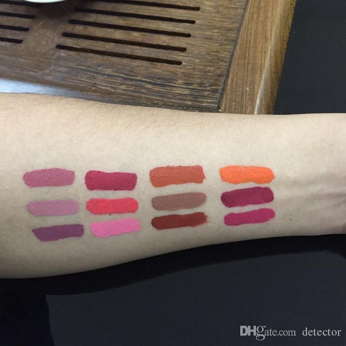 op quality NYX /SET - NYX LIP LINGERIE NYX lip lingerie liquid Matte Lip Cream Lipstick Charming Long-lasting vs nubian new
