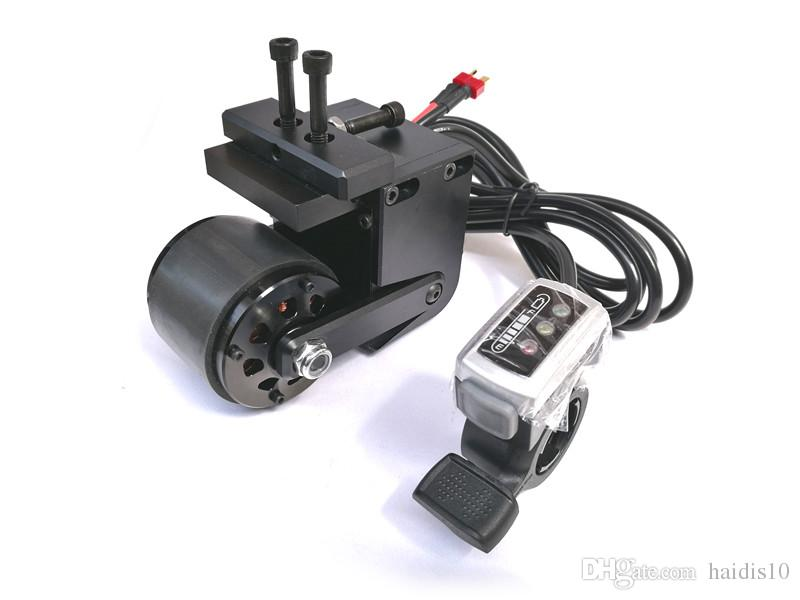 Bicycle Friction Drive Conversion Kit Booster Controller