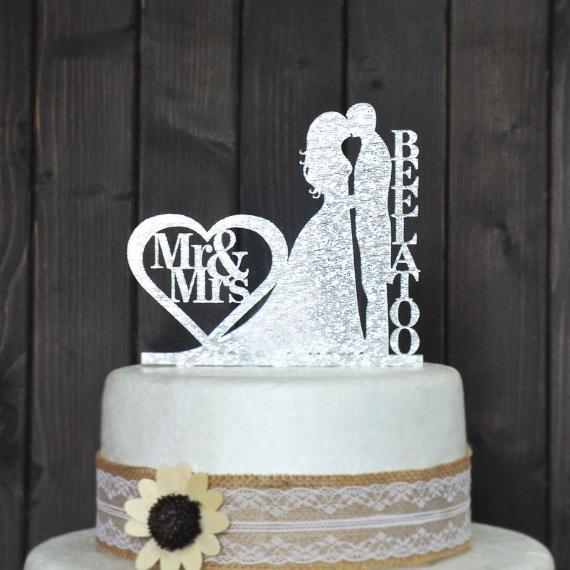 monogram wedding cake toppers cheap 2019 personalized wedding cake topper wedding 5999