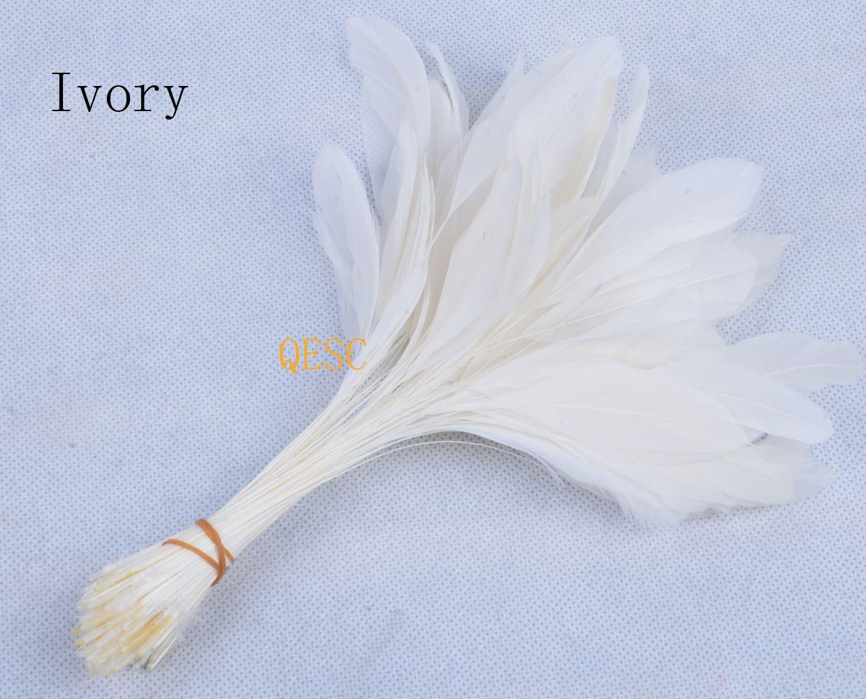 무료 해운, 매혹 / sinamay 모자 / 파티 마스크 / 웨딩 모자, .14에 대한 14-19cm 칵테일 깃털. 색상