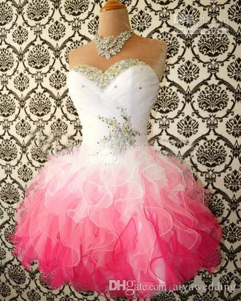 Hot Sale Short Mini Prom Dresses 2019 Sweetheart Beaded Ruched Corset 8th Grade Graduation Party Homecoming Wear Cocktail Dresses
