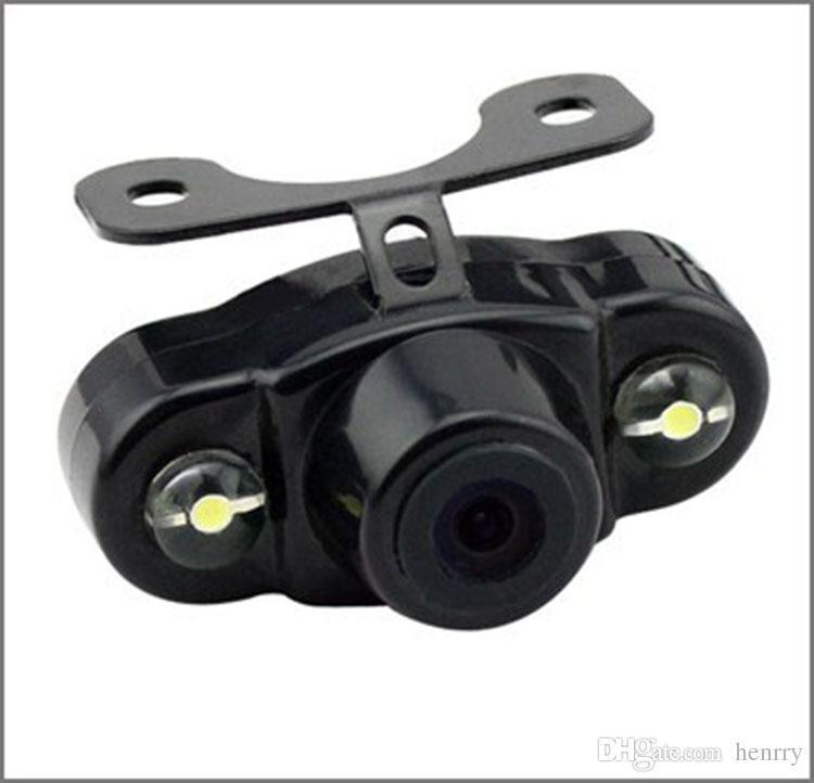 HD LED wasserdicht Rearview Auto Kamera PZ409 1/4 CMOS DC 12V IP67 Nachtsicht 170 Grad 600TVL EMS