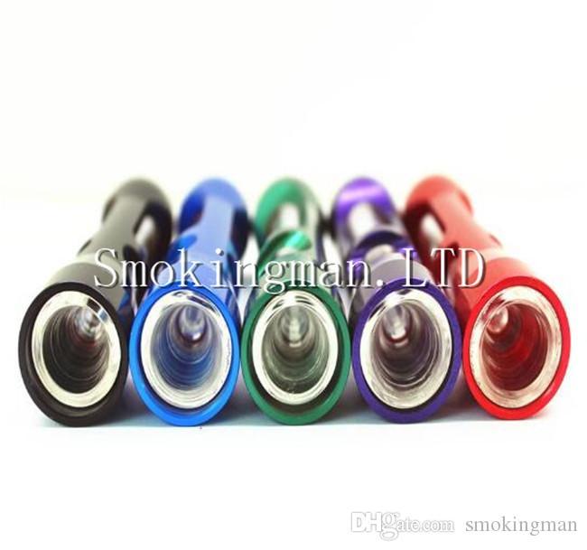 Colorful nano Tobacco Pipe 40g Glass Pipes Smoking Pipes Glass Water Pipes Bubblers For Smoking Pipe VS Twisty Glass Blunt