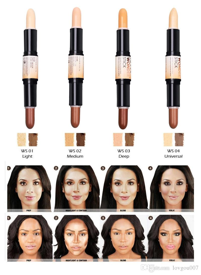 NYX concealer Wonder stick highlights and contours shade stick Light/Medium/Deep/Universal Pick up mixed available