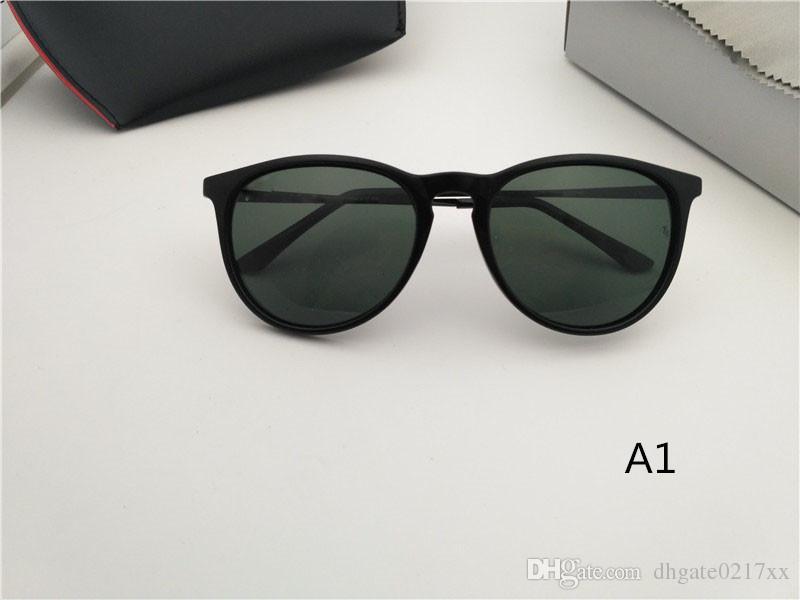 e8b445fbc5 New Style Cat Eye Mirror Sunglasses Men Women Brand Designer Vintage  Polarized Retro Sun Glasses Gafas Oculos De Sol With Box Case Round  Sunglasses Cheap ...
