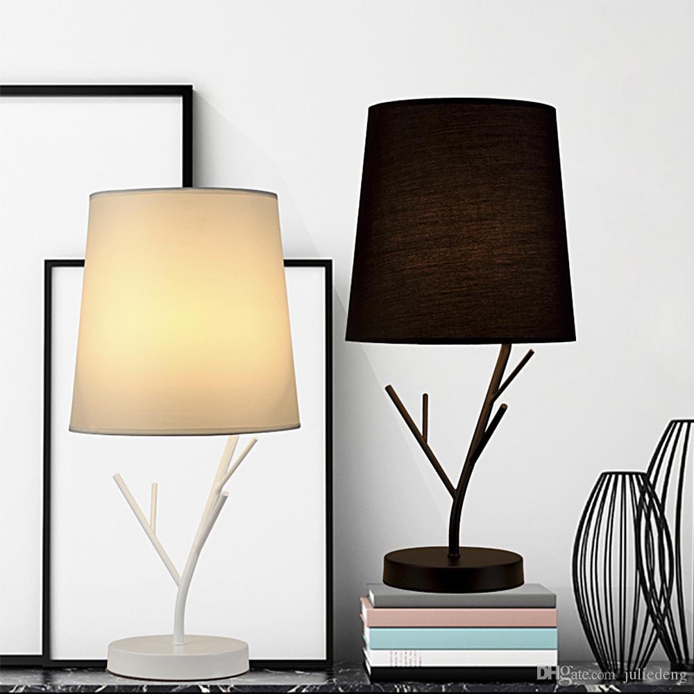 Satın Al Modern Masa Lambaları Tasarım Okuma çalışması Işık Yatak