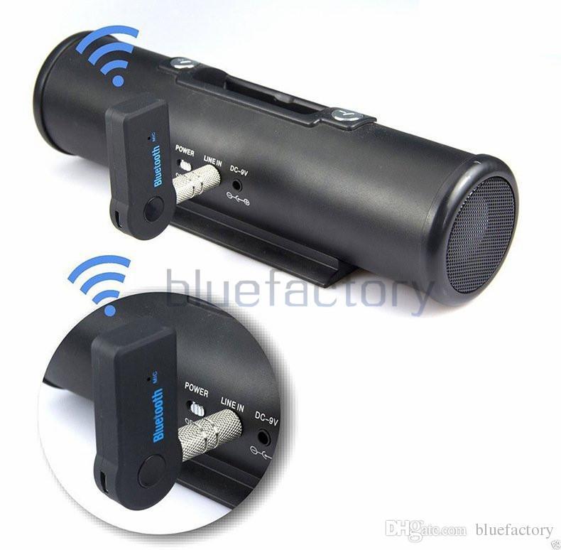 Громкая связь Беспроводной аудио автомобильный Bluetooth музыкальный приемник 3,5 мм AUX Connect EDUP V 3.0 передатчик стерео A2DP мультимедийный адаптер Новое поступление