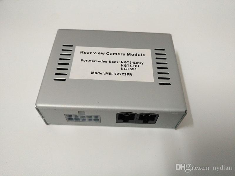 Mercedesbenz A / B / C / E / CLA / CLS / GLE / GLC / GLA / V를위한 자동차 리어 뷰 카메라 모듈 NTG 5 ENTRY SYSTEM