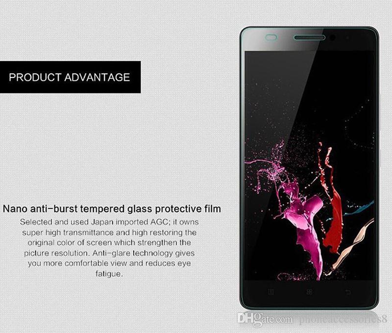 9H 2.5D Tempered glass phone screen protector film for Lenovo K10 K3 K3-NOTE K4-NOTE Lenovo K5 K5-NOTE K5-PLUS Lenovo K6 K6-NOTE K6-P