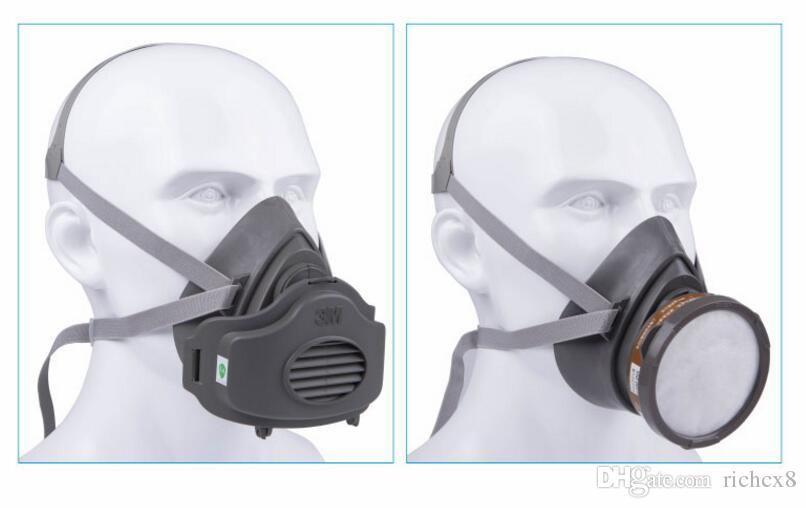 maschera 3m antipolvere