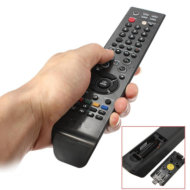 Wholesale-Portable Universal Remote Control Replacement Controller For  Samsung LED HDTV DVD VCR TV