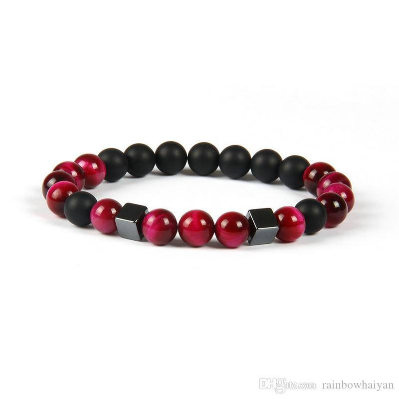Bracelet or rose pour homme