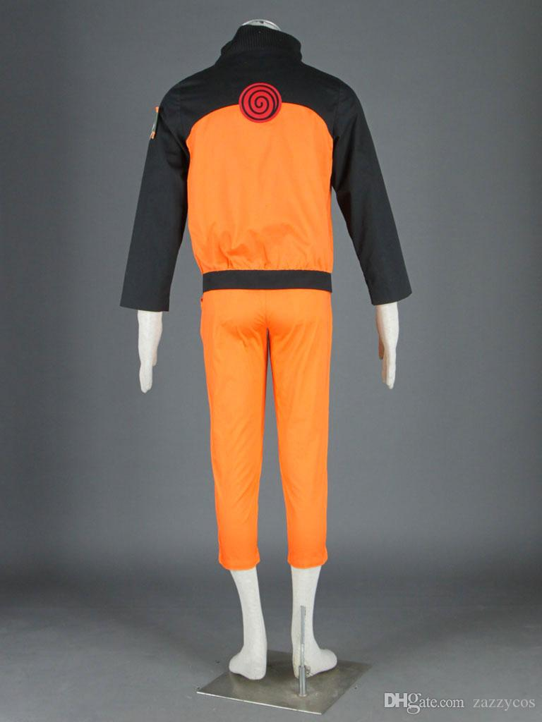Disfraz de Naruto Cosplay Modo inmortal Robe Zapatos Diadema Armas Accesorios Conjunto completo