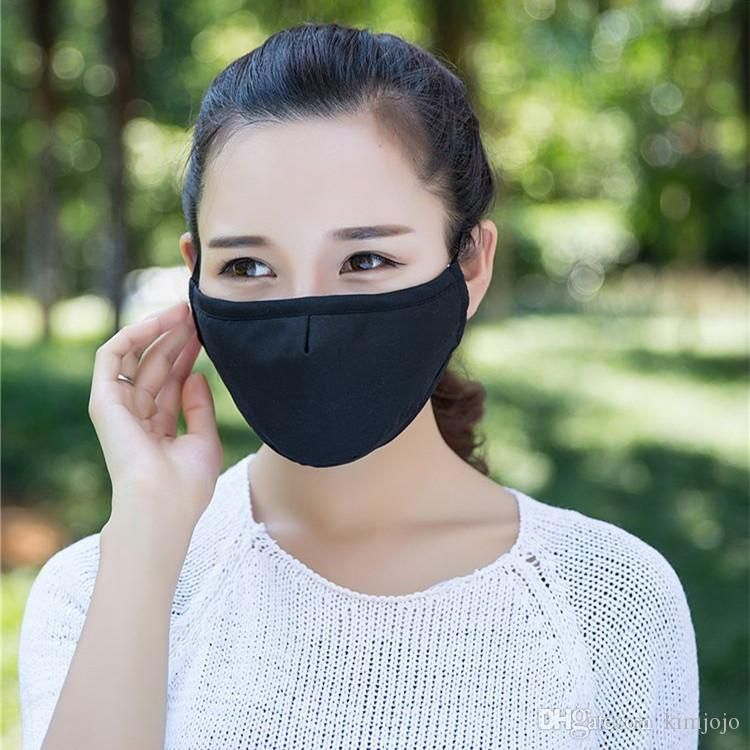 a0d4dc53c Fashion Washable PM2.5 Mouth Mask Adjustable Anti Dust Mask Activated  Carbon Filter Windproof Mouth Muffle Bacteria Face Masks Brightening Face  Mask Custom ...