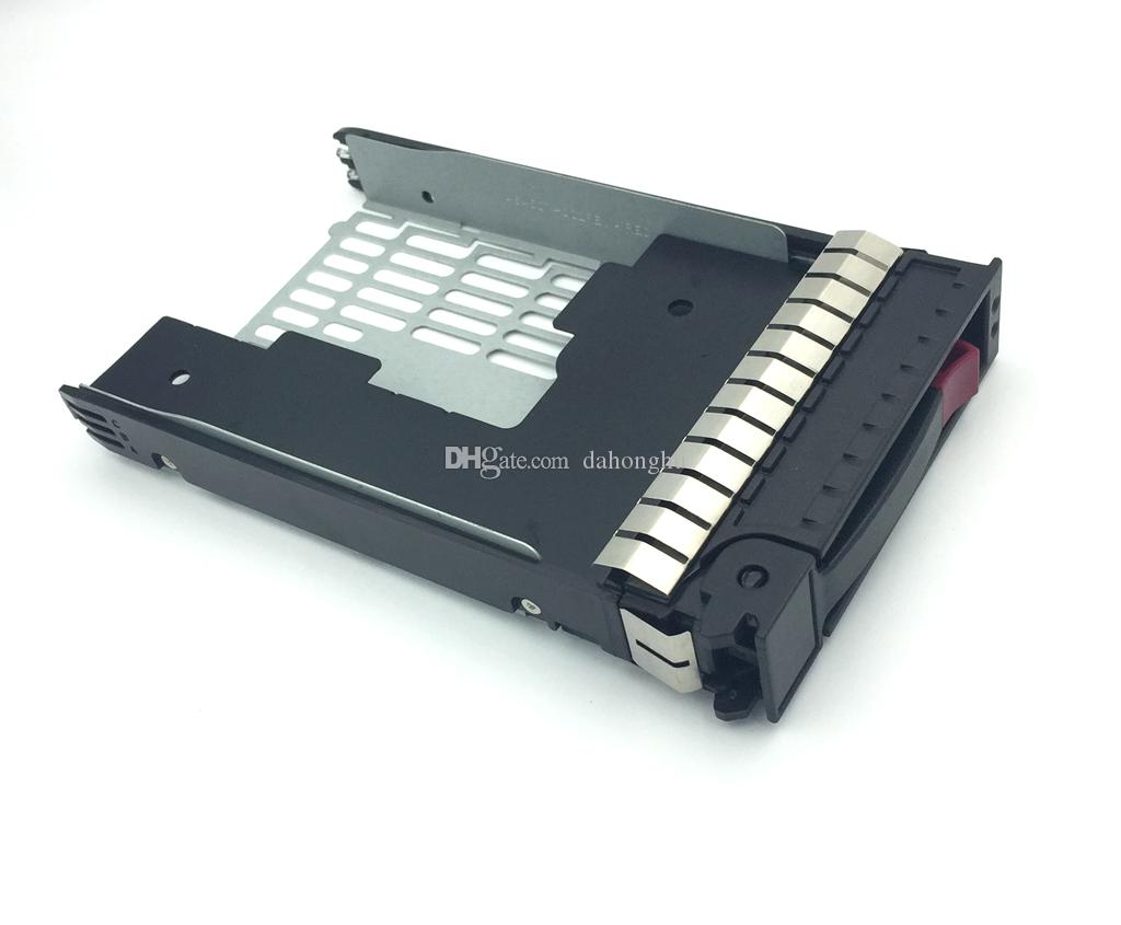 "2.5"" SSD TO 3.5"" SATA Converter Hard Drive Bay Assy FRU00FC28+373211-001 for HP DL140 G3 DL320 G4 DL160 G5 G6 ML370"