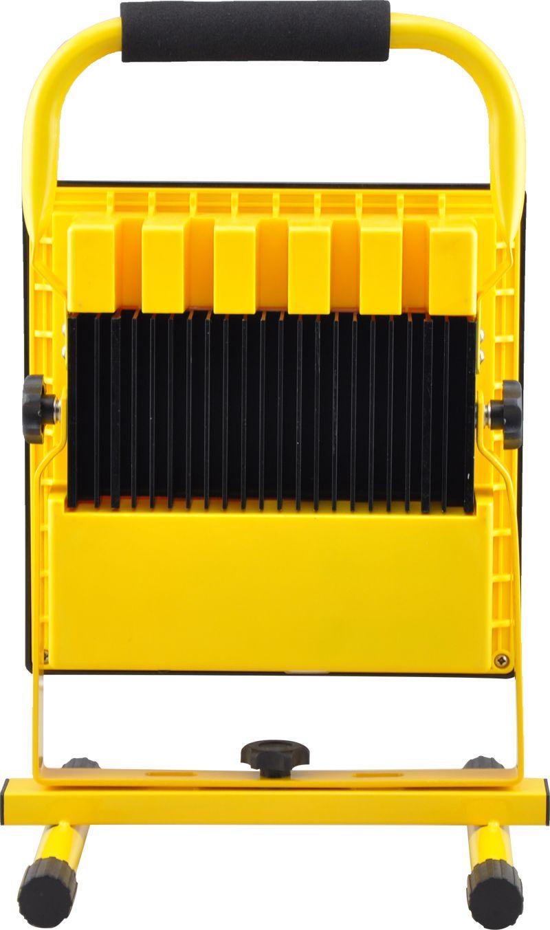 Batteriebetriebenes tragbares wiederaufladbares LED-Flutlicht 10W 20W 30W 50W IP65 Außeneinsatz LED-Flutlicht Arbeitsscheinwerfer Mini Camping Notlicht