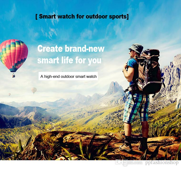 2017 N10B الرياضة في الهواء الطلق ، ومعدل ضربات القلب الإدراك الخفيف ، ومراقبة النوم ، خطوة ، يهز الشاشة الساطعة ، الساعات الذكية